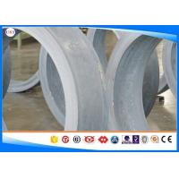 Quality 34CrMo4 / 4137 / 35CrMo Forged Steel Rings With Heat Treated 500 Mm Max for sale