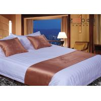 China Commercial Luxuary Hotel Bed Linen Multi Design For Nursing Homes wholesale