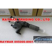China DENSO common rail injector 095000-8900 095000-8901 095000-8902 for ISUZU 8981518372 wholesale