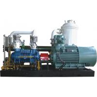 Buy cheap 9 Bar Process Gas Screw Compressor from wholesalers