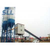 China High Accuracy Ready Mix Concrete Plant Equipment With Js500 Concrete Mixer wholesale