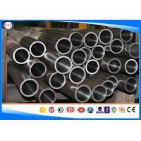 Quality Honed Hydraulic Cylinder Steel Tube 4140 / SCM440 / 42CrMo4 / 42CrMo Alloy Steel for sale