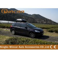 Quality 320L Universal Car Roof Boxes Aerodynamic Rack Luggage Pod Basket Cargo Carrier for sale