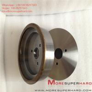China Metal bond diamond grinding wheels for stone/marble/granite grinding tools Manufacturer ALisa@moresuperhard.com wholesale