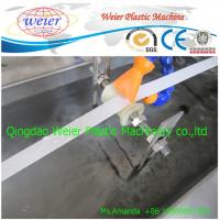 Buy cheap PVC edge band plastic machinery for making partical board wood grain PVC edging from wholesalers