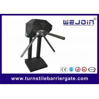 China Portable Half Height Turnstile Security Systems , Pedestrian Gate Access Control wholesale