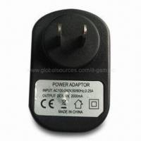 China Wall Charger for Barnes & Noble Nook Color, 5.0V DC, 2,000mA Output on sale