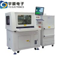 China Automatic In Line Cnc Pcb Separator Machine With 220v 50 / 60hz Host Voltage on sale