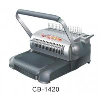 China Comb Binding Machine CB-1420  with CE Certificate wholesale