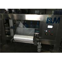 China SUS304 Framework 5 Gallon Water Filling Machine With Touch Screen Control wholesale
