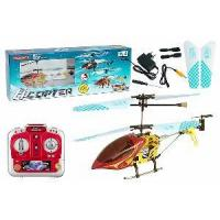 China 3CH Mini Metal Helicopter With Gyro, USB Cable and Flash Light (SCIH9008R) on sale