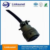 China Industrial Robot Power High Flex Circular Connector Cable Assembly PT06A - 14 - 19S Soldering wholesale