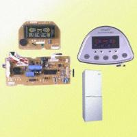 China Microprocessor-based Controller Card for Refrigerators, with Flexible Control wholesale
