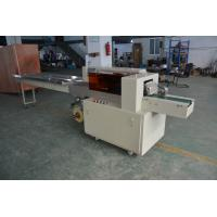 China Rice Noodle Packaging Machine , 220V 50/60HZ Power Horizontal Wrapping Machine on sale
