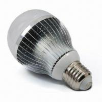 China E27 LED Bulb, Measures 65.6 x 122mm, with 100 to 240V Operating Voltage wholesale