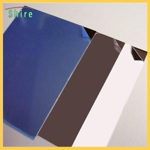China Black & White Metal Surface Protection Films Dark Blue Metal Surface Protection Films wholesale