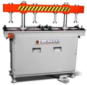 Free Shipping KM-373C Hydraulic double cylinder press