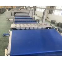 China 800mm Width Industrial Pizza Production Line For Italian / American Style Pizza wholesale