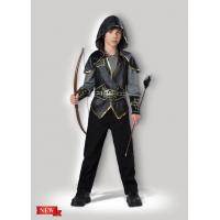 China Halloween Children Costumes Hooded Huntsman 17108 Wholesale from Manufacturer Directly wholesale