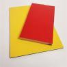 Buy cheap Fireproof Wood Grain Aluminium Composite Panel , Aluminium Advertising Boards from wholesalers