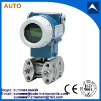 China 3051 Smart Differential Pressure Transmitter Lower Price with Hart Protocol wholesale