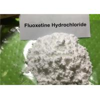 Buy cheap Antidepressants Drug Raw Powder 98% High Purity Fluoxetine Hydrochloride / from wholesalers