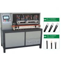 China Automatic Wire Machine for Crimping / Stripping / Seperating and Soldering wholesale