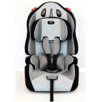 China 2 In 1 HDPE / Knitted Fabric Safety Car Seats For Children Of 3 To 12 Years Old wholesale