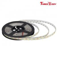 China 16.5 Ft Led Flexible Strip Lights , Color Changing Indoor Led Light Strips wholesale