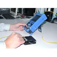 China Multi Language Palm Checking Fiber Optic Test Equipment , Optical Cable Tester DYS3028 wholesale