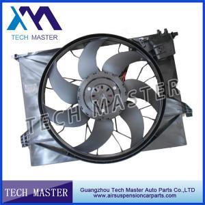 China Mercedes W221 S550 S450 Car Radiator Cooling Fan Motor OEM 2215001193 A2215000993 wholesale