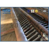 China Energy Saving Boiler Headers And Manifolds , Coal Fired Heat Exchanger ASME Standard wholesale