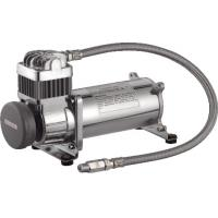Quality Heavy Duty Portable Black Silver Chrome Air Suspension Air Tank For Off Road for sale