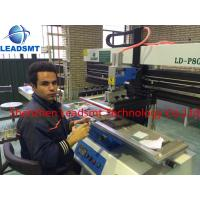 China Shenzhen Leadsmt Smt pcb solder screen printing machine In Iran on sale
