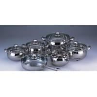 China stainless steel cookware set on sale