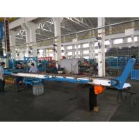 China Mast Mounted On Excavator Anchor Drill Rig Large Torque Long Stoke Hydraulic Clamp wholesale