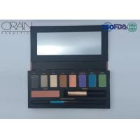 China Orain Baked Pressed Powder Eyeshadow Makeup Eyeshadow Palette For Eye Makeup wholesale
