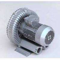 China 50 / 60Hz 4.3kw Silver Turbine Air Blower , Industrial Air Blower For Package Machine wholesale