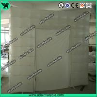 China Event Square Inflatable Booth Tent/White Inflatable Photo Booth wholesale