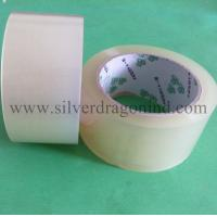 China Cristal clear BOPP packing tape size 48mm x 50m wholesale