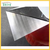 China Low Adhesive Self Adhesive Protective Plastic Film For Smooth Stainless Surface wholesale
