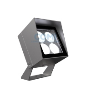 Buy cheap 264VAC 2000LM Garden LED Flood Lights DMX512 LED Garden Spotlights With Viso from wholesalers