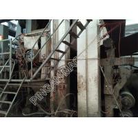 China Left Hand Kraft Paper Making Machine High Output Customized Dimension on sale