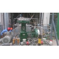 China Reciprocating Diaphragm Gas Compressor with Alarm System Motor Driven CE wholesale