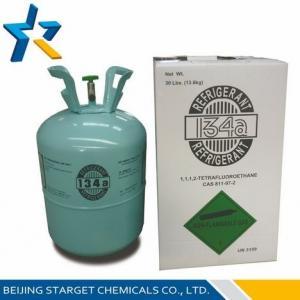 China R134A 99.90% Tetrafluoroethane (HFC-134a) Car, Auto Air Conditioning Refrigerants wholesale