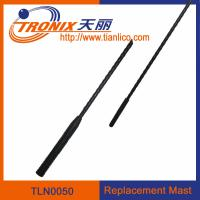 China 477mm Replacement Car Antenna Mast  , Fiberglass Antenna Mast on sale