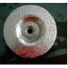 Buy cheap Vacuum brazed diamond cup wheel from wholesalers