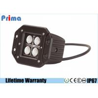 China Cree 16W Off Road Work Lights , Flood / Spot Waterproof IP67 Jeep Led Work Lamp on sale