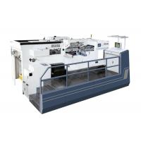 Buy cheap Automatic Flatbed Bronzing Industrial Die Cutting Machine 800 X 620 Mm Paper from wholesalers