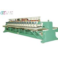China Industrial Computerized Embroidery Machine , Sequin Embroidery Machine wholesale